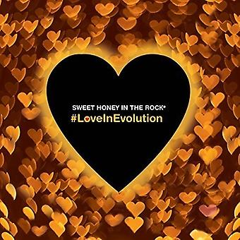 Sød honning i Rock - #Loveinevolution [CD] USA import