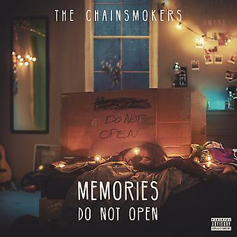 Chainsmokers - Memories: Do Not Open [CD] USA import