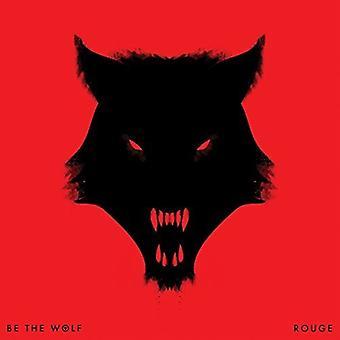 Være ulv - Rouge [CD] USA importerer