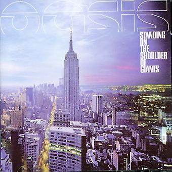 Oasis - stående på skulderen af giganter [CD] USA importen