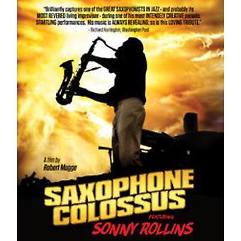 Sonny Rollins - saxofon Colossus [Blu-ray] USA importerer