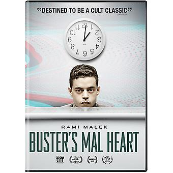 Importación de USA de Buster Mal corazón [DVD]