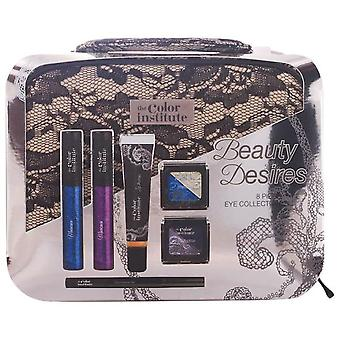 The Color Institute Beauty Desires Lot 6 Pieces (Woman , Makeup , Eyes , Mascara)