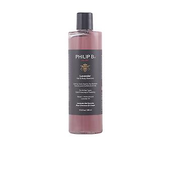 Philip B LAVENDER hair & body shampoo 3