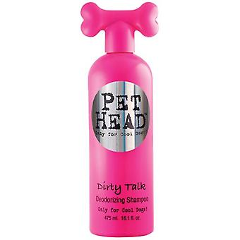 Pet chef Dirty Talk (shampoo Desodorizante) 475 Ml