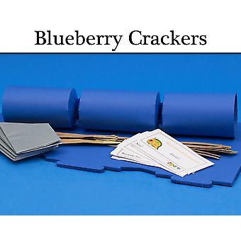 Blueberry Make & Fill Your Own Cracker Making Craft Kits & Boards