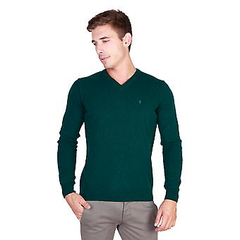 Trussardi Sweaters Men Green