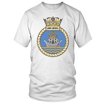 Royal Navy HMS Ark Royal Ladies T Shirt