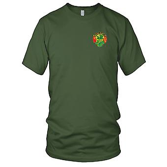 US Army - 89th militärpolisen gruppen broderad Patch - Mens T Shirt