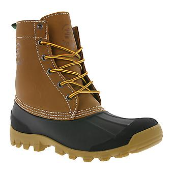 Kamik Yukon6 shoes men's winter boots Brown snow boots