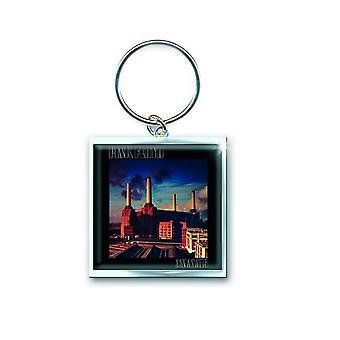 Pink Floyd Keyring Keychain Animals Album Cover new Official