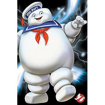 Ghostbusters - verblijf Puft Poster Poster afdrukken
