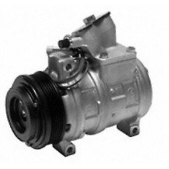 Denso 471-0337 New Compressor with Clutch