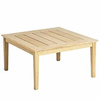 Alexander Rose Roble Side Table 0.8m x 0.8m