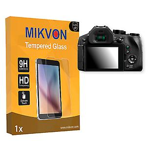 Panasonic LUMIX DMC-FZ300 Screen Protector - Mikvon flexible Tempered Glass 9H (Retail Package with accessories)