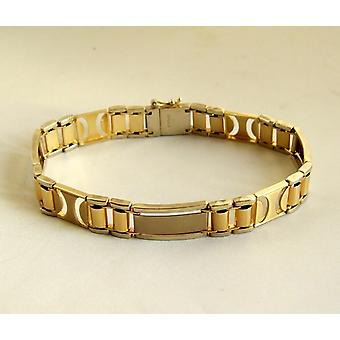 Christian Golden bicolor bracelet