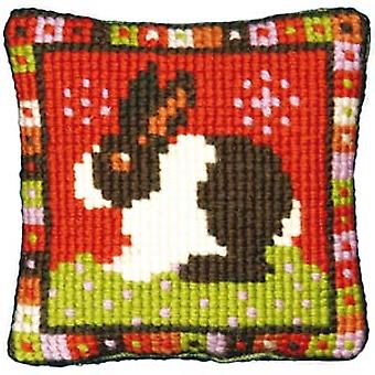Little Rabbit Needlepoint Kit