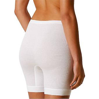 Mey 2000 White Cotton Long Pant 27014