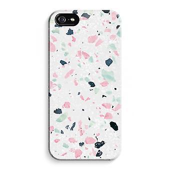 iPhone 5 / 5S / caso completo di stampa SE (lucido) - Terrazzo N ° 3