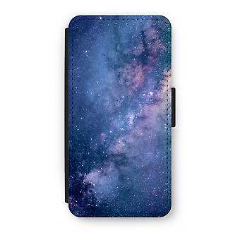 Samsung Galaxy S8 Plus Flip Case - Nebula