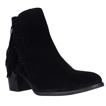 Kenneth Cole Reaction Womens Rotini Free Leather Closed Toe Ankle Fashion Boots