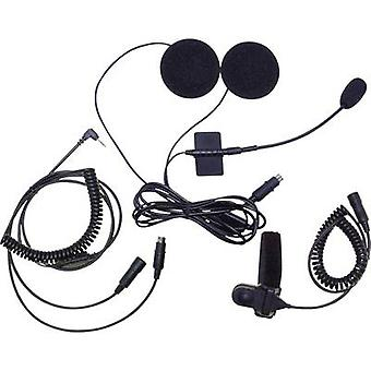 Headset with microphone Stabo MHS-650 50113 Suitable for All typ