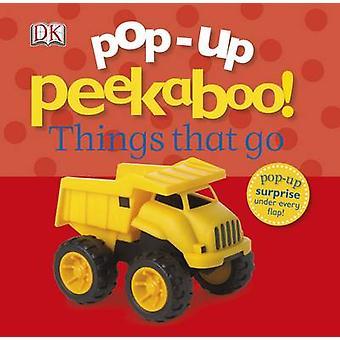 PopUp Peekaboo Things That Go by DK