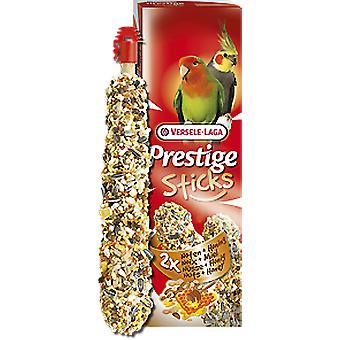Versele Laga Prestige Sticks Big Parakeets Nuts & Honey (Birds , Bird Treats)