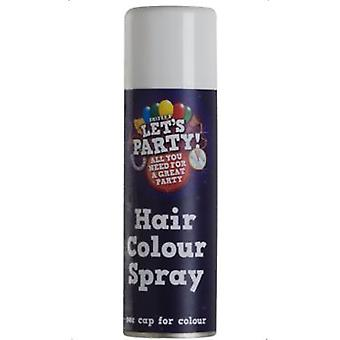 Smiffys Hair Colour Spray White 125Ml (Babies and Children , Costumes)
