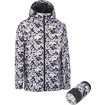 トレスパス メンズ ・ レディース/レディース防水 Qikpac 印刷とジャケット