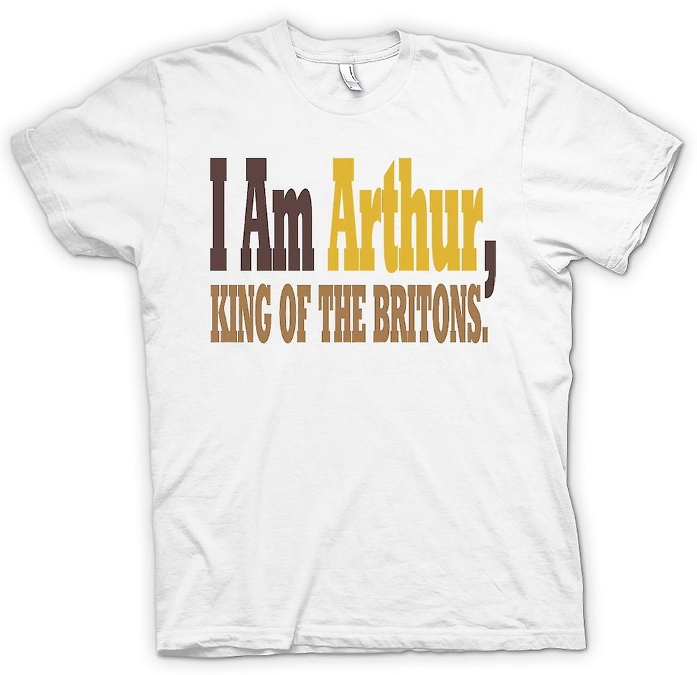 Womens T-shirt - I Am Arthur, King Of The Britons