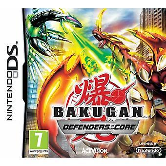 Bakugan Battle Brawlers Defender of the Core (Nintendo DS)