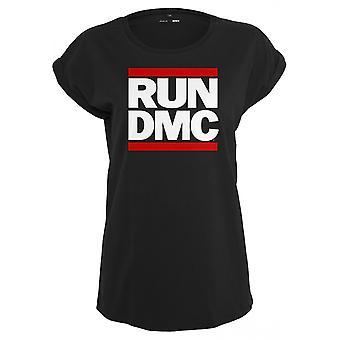 Urban classics ladies T-Shirt Run DMC logo