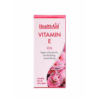 Health Aid Vitamin E (100% Pure) ,  50ml Oil