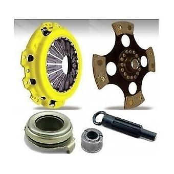 ACT ZT2-HDR4 HD Pressure Plate with Race Rigid 4-Pad Clutch Disc