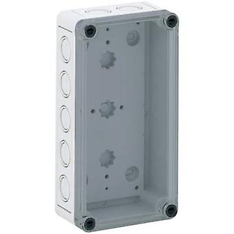 Build-in casing 94 x 180 x 57 Polycarbonate (PC) Light grey Spe