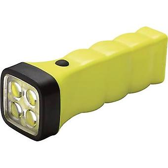 Cordless handheld searchlight ATT.INT.EX_ZONE: 1, 2, 21, 22 AccuLux Four LED E