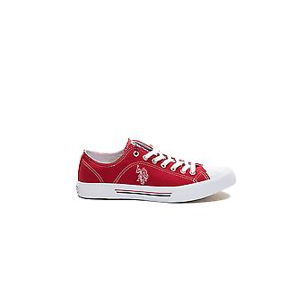 Sneakers Red Rion Us Polo Man