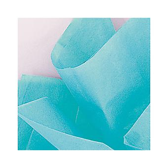 10 Sheets Tissue Paper - Teal Green | Gift Wrap Supplies
