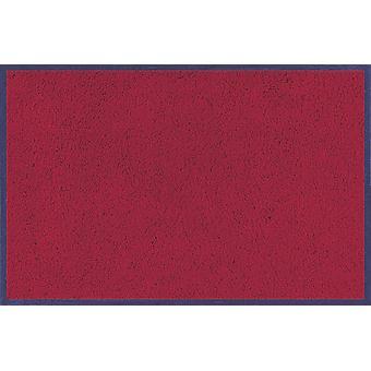 Rosso regale lavare + a secco Tappetino lavabile - Ruby Red