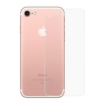 Apple iPhone 7 / 8 tank protection glass back back back glass real glass transparent