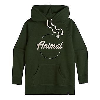 Animal Speckles Pullover Hoody