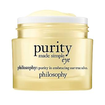 Philosophy Purity Made Simple Hydra-Bounce Eye Gel 0.5oz / 15ml
