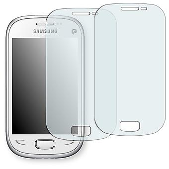Samsung S5292 Rex 90 screen protector - Golebo crystal clear protection film