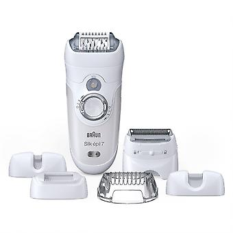 Braun SE7561 Silk-�pil 7 Wet&Dry Cordless Epilator with Bikini Trimmer