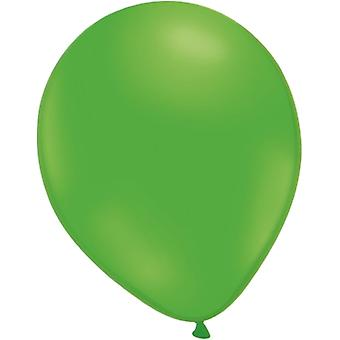 Ballons Lime grün 25-pack