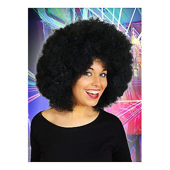 Wigs  Afro wig black