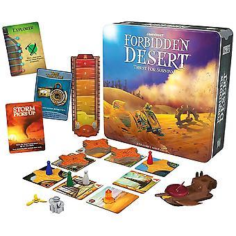 Gamewright 415 forbudt ørkenen brettspill