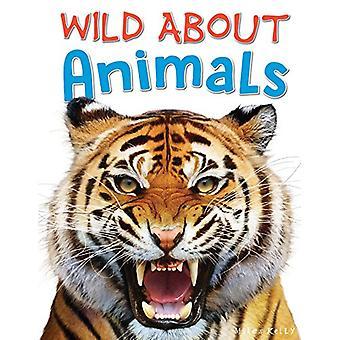 Wild over dieren door Steve Parker - 9781786173416 boek