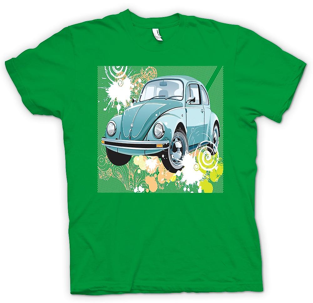 Mens T-shirt - VW Beetle - Pop-Art